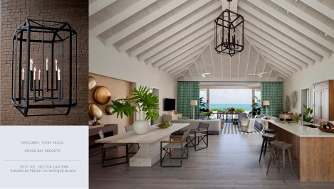 Thom Filicia, Grace Bay Resorts - Turks and Caicos
