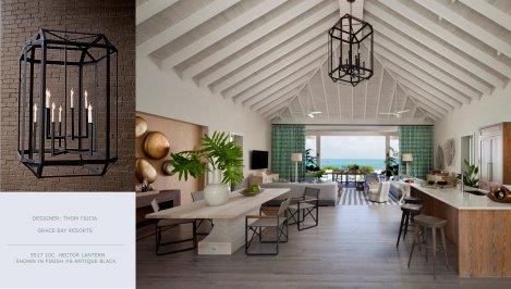 Thom Filicia, Grace Bay Resorts - Turks and Caicos
